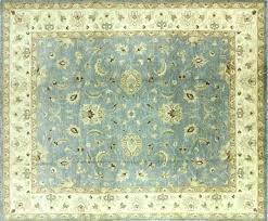 pottery barn blue rug post something light stripe