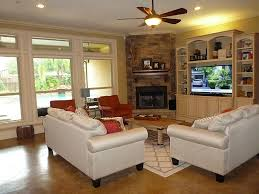 corner gas fireplace in cabinet small cabin hunters lane decorating high shelvesing room ideas for fall