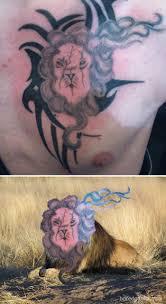35 оживших татуировок настолько плохо что даже хорошо