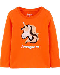 Halloween Unicorn Tee Carters Com