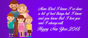 Happy New Year 40 Wishes For Parents Happy New Year 40 Sms Enchanting Valentine Quotes For Parents