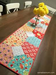 323 best images about Quilting projects on Pinterest | Quilt ... & Layers of Charm - Table Runner (Samelia's Mum : Quilting, Crafting, Crochet  & Cake) Adamdwight.com