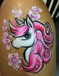 Pin Uživatele Hana Routová Na Nástěnce Facepaint Pintura Tetování