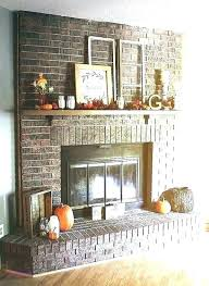 mantel decorating ideas with tv fireplace decor ideas wall decorating for brick awesome mantel with mantle tv decorating ideas