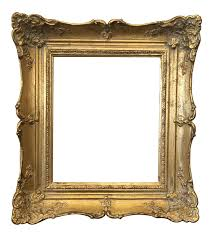 picture frames gold vintage clothing picture frame wood png image with transpa background