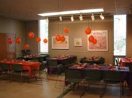 Halloween Party Room