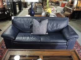 Navy Blue Living Room Set Sofa Interesting Navy Leather Sofa 2017 Design Blue Leather