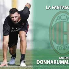 FANTASCHEDE - Milan, ecco Antonio Donnarumma. Fratelli rossoneri