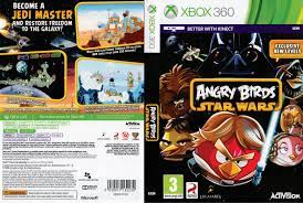 Angry Birds Star Wars DVD Cover (2013) PAL Xbox 360