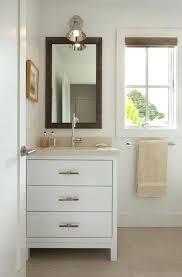 overhead vanity lighting. Single Bathroom Vanity Light A To The Left Is White With Brown . Overhead Lighting