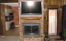 installing a tv above the fireplace audio connection rh avconnection net installing tv above fireplace