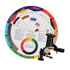 Color Wheel Tattoo Pigment Painting Mixing Guide For Amateur