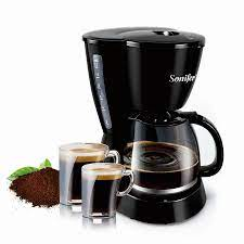 1.5L elektrikli damla kahve makinesi 800W ev kahve makinesi 15 fincan çay  cezve süt kahve