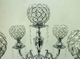chandeliers chandelier candle holder chandeliershanging wooden crystal metal centerpiece