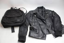 forever 21 men s jacket and lucky brand backpack