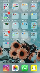 Iphone app layout ...