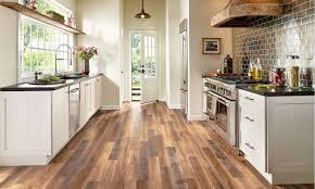 laminate wood flooring in kitchen. Beautiful Kitchen Best BudgetFriendly Kitchen Flooring Options Throughout Laminate Wood In