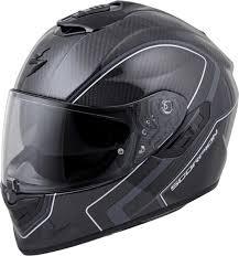 Scorpion Exo St1400 Carbon Antrim Grey Helmet