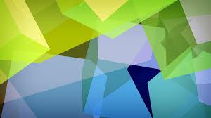 Blue Green Geometric Wallpapers - Top ...