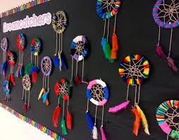History Of Dream Catchers For Kids Dreamcatchers 100th Art Club Art With Mrs Nguyen 66