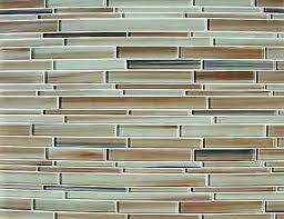 linear glass tile backsplash pictures 3 of 6 sunset beach hand painted linear glass mosaic tiles