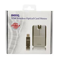 BenQ S700 USB Wireless Mouse Silver ...