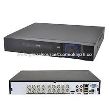 <b>H</b>.<b>264</b> 16CH 1080N hybrid <b>dvr</b> P2P <b>cctv camera system</b> on Global ...