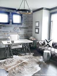 rustic office. industrial modern rustic office home decor so beautiful love the grey tones g