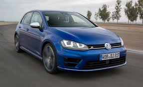 2016 Volkswagen Golf R Manual First Drive – Review – Car and Driver