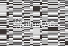 背景素材 幾何学模様モノクロ壁紙イラスト No 1059117無料イラスト