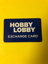 164 54 hobby lobby merchandise credit same as gift card 1 of 1 see more