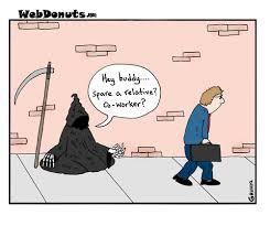 grim reaper cartoon webdonuts webics