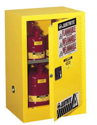 Yellow Flammable Cabinet Flammable Storage Cabinet The Storage Home Guide
