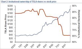 Tesla Stock Price Chart Tesla Retail Investors Rushing In Nest Eggs Cracking