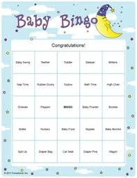 Printable Little Man Mustache Baby Shower Bingo Game  Bee Busy Baby Shower Bingo Cards Printable