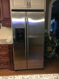 ge profile arctica refrigerator. Ge Profile Arctica Neral Electric Stainless Steel Refrirator Change Water Filter Refrigerator