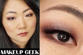 makeup geek bitten and insomnia makeup tutorial for asian monolid eyes i futilitieore