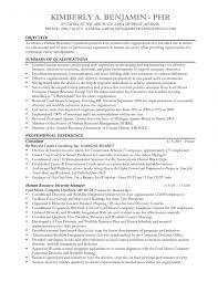 Human Resources Generalist Sample Job Description Hr Consultant