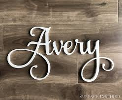 Wooden Letters Design Wooden Letters Personalized Name Wood Design Cut Out Any Font Etsy