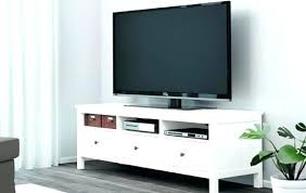 Media Cabinet Ikea Brilliant Corner Stands Elegant Console With  Regard To Wall D84