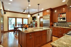 Kitchen Ceiling Fans With Lights Kitchen Ceiling Fan With Recessed Lights Also Brooksdale 1 Light