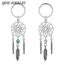Best value <b>Dream Catcher Keychain</b> Keys Feathers – Great deals on ...