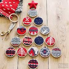 Hereu0027s How To Make Dollar Store Christmas Sock Ornaments  Crafts Quick And Easy Christmas Crafts