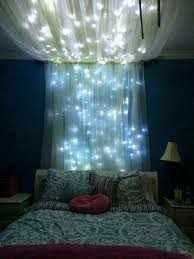 kids room cute kids bedroom lighting. Twinkle Lights And Fabric Bed Canopy Find This Pin More On Kids Room Cute Bedroom Lighting O