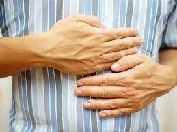 upper left abdominal pain under ribs