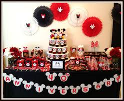 40th anniversary decorations ideas party surprise wedding 6