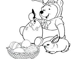 Easter Bunny Coloring Pages Hard Face For Toddlers Free Printable As