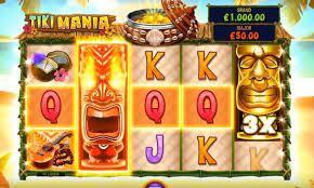 Tiki Mania Real Slot Review - Microgaming   SlotsBoard.com