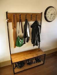 Coat Stand And Shoe Rack 100 best Coat Racks images on Pinterest Coat racks Industrial 55