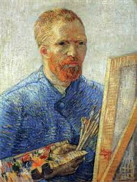 vincent van gogh artist arts biographies en gogh impressionist painter sunflowers van glogster edu interactive multia posters